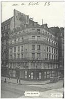 75 - Paris - Hotel Sainte Ste Marie 83 Rue De Rivoli - Paul Mejat 59 Rue De Rivoli - Bar, Alberghi, Ristoranti