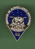 BRIGADE DE SURVEILLANCE NOCTURNE - GRENOBLE *** 057 (39) - Politie