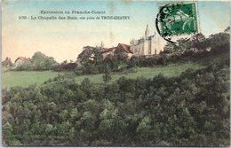 25 La Chapelle Des Buis, Vue Prise De TROIS CHATEY (couleur) - France