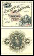 Sweden - 50 Kronor 1956 VF Lemberg-Zp - Zweden