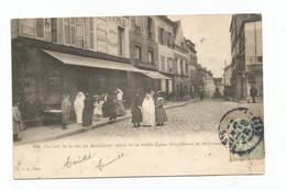 548  Un Coin De La Rue Du Mont-Cenis    -    Place De La Vieille Eglise Saint-Pierre De MONTMARTRE - Sin Clasificación
