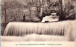 25 ARCIER - Les Sources - Environs De Besançon - France