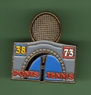PONTS TENNIS *** 057 (39) - Tennis