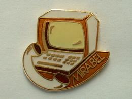 Pin's MIRABEL - EMAIL - Marcas Registradas