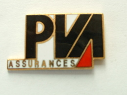 Pin's PVA ASSURANCES - EMAIL - Marcas Registradas