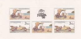 Tschechoslowakei, MH-Blatt 2947/51** (K4207a) - Unused Stamps