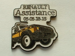 PIN'S RENAULT ASSISTANCE - EMAIL - Renault