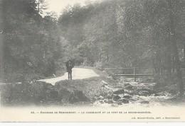 Environs De Remiremont  La Combeauté Et Le Pont De La Roche -Busniére - France
