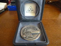 Médaille Militaire S.A.A.C.M.A - Marque PICHARD - Dans Son écrin - France