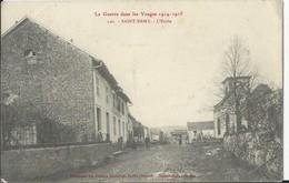 Saint Rrmy  L'Ecole   Guerre 1914-18 - France