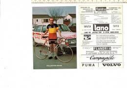 657 - CYCLISME - WIELRENNEN - POLLENTIER MICHEL - FLANDRIA - Ciclismo