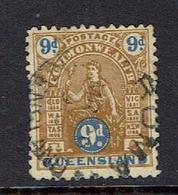 QUEENSLAND...#128a - 1860-1909 Queensland