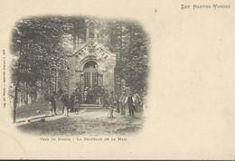 Vers Le Donon  La Chapelle De La Maix - France