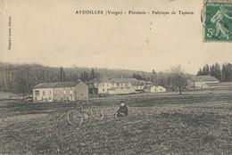 Aydoilles  Feculerie  Fabrique De Tapioca - France