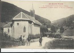 Chapelle  St Jean -Baptiste   Au Rublin  Col De Louschach - France