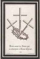 Edmond Dury-walhain-saint-paul 1809-heuvy 1881 - Devotion Images