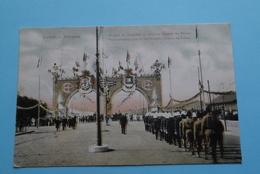 The Triumphal Arch In The Avenida Teixeira De SOUZA ( Lourenço Marques ) Anno 1920 ( See Photo ) ! - Mozambique