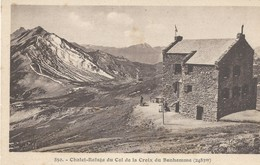 Chalet Refuge  Du Colde La Croixdu Bonhomme  2483m - France