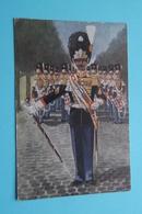 GARDEREGIMENT GRENADIERS Ceremoniele Tenue Tamboer-majoor ( N° 2 1949 Ten Hagen's ) Anno 19?? ( See Photo ) ! - Uniformes