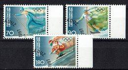 Liechtenstein 1997 // Mi. 1162/1164 O - Liechtenstein
