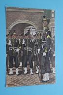 GARDEREGIMENT JAGERS Ceremoniële Tenue Sergeant Der 1ste Klasse......( N° 7 1949 Ten Hagen's ) Anno 19?? ( See Photo ) ! - Uniformes