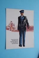 Tenue Voor De Uitoefening Van De Praktische Diensten O.a. Patrouilles En Grensbewaking () Anno 19?? ( See Photo ) ! - Uniformes