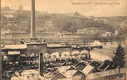 Dinant - Carnet Complet 12 Vues 1914 (Ville Incendiée Par Les Allemands En Août) - Dinant