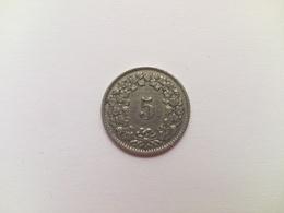 5 Rappen Münze Aus Der Schweiz Von 1946 (vorzüglich) - Schweiz