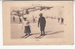 Sports D'hiver - Skis - Sports D'hiver
