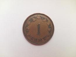 1 Cent Münze Aus Malta Von 1972 (vorzüglich) - Malta