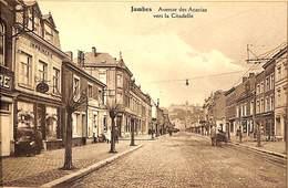 Jambes - Carnet Complet 10 Cartes-Vues RARES Edition Fontenoy - Namur