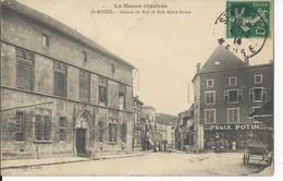 Saint Mihiel  Maison Du Roy  Et Rue Notre Dame - Saint Mihiel