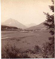 AK-2371/ Igls Tirol Stereofoto V Alois Beer ~ 1900 - Stereo-Photographie