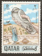 Qatar  1968  SG  229 Qatar Postal Services  Mounted MInt - Qatar