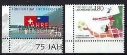 Liechtenstein 1998 // Mi. 1171/1172 ** - Liechtenstein