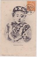 China,Chine, Empress Of China. - Chine