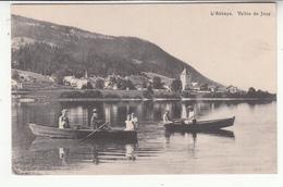 Suisse - VD - L'abbaye - Vallée De Joux - VD Waadt