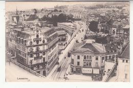 Suisse - VD - Lausanne - Bank - VD Vaud