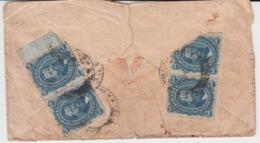 USED LETTER 1866 - Brazil