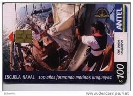 Uruguay TC477a 100 Años Escuela Naval 50.000 - Uruguay