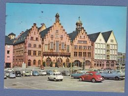 Porsche 356 - VW Beetle Bug - Ford-Opel -old Cars-Frankfurt Am Main Germany - Passenger Cars