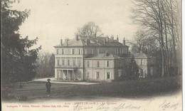 Cirey  Le Chateau  Avec Personnage - Cirey Sur Vezouze