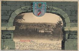 1903 - Nova Bystrice , Gute Zustand,  2 Scan - Tschechische Republik