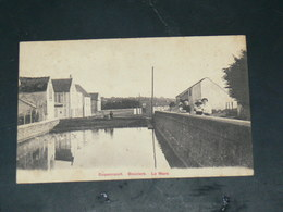 GUYANCOURT   / 1910 /    VUE  QUARTIER BOUVIERS  ....   / CIRC /  EDITION - Guyancourt