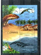 MEXICO, 2006 ,DINOSAURS,  S/S, MNH** - Stamps