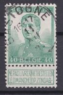 N° 114 : BASTOGNE COB 18.50 - 1912 Pellens