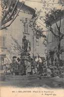 CPA BELGENTIER - Place De La République - Autres Communes