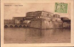 Italie, Sicile, Augusta, Casa Penale       (bon Etat) - Autres Villes