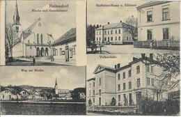 1919 - RAPOTIN  Reitendorf, Gute Zustand, 2 Scan - Czech Republic