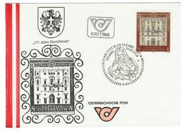 Oostenijk / Austria / Osterreich FDC 1982 275 Years Dorotheum - FDC
